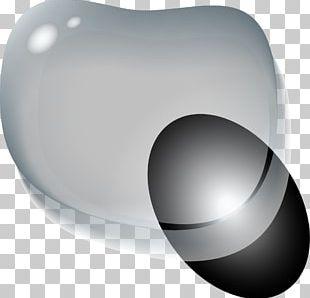 Drop Grey Liquid Water PNG
