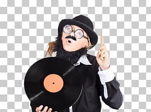 Phonograph Record Woman Costume Stock Photography LP Record PNG