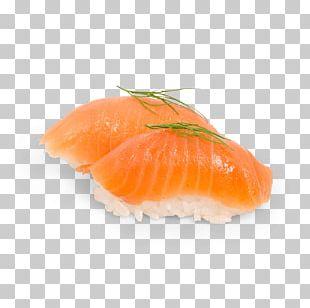 Sushi Sashimi Smoked Salmon Onigiri Lox PNG