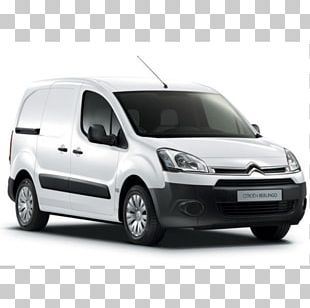 Citroën H Van Car Citroen Berlingo Multispace PNG