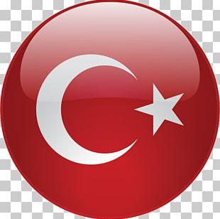 Dream League Soccer Flag Of Turkey Logo PNG