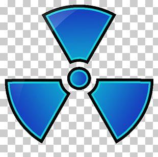 Radiation Symbol Ionization PNG