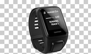 TomTom Spark 3 Cardio + Music GPS Navigation Systems Headphones Activity Tracker PNG