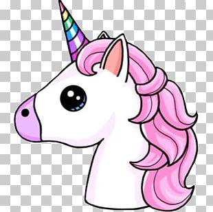 Unicorn Emoji Drawing Desktop PNG