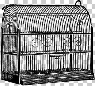 Cage Dog Crate Furniture PNG