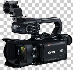 Camcorder Video Cameras Canon XA20 High-definition Video Professional Video Camera PNG