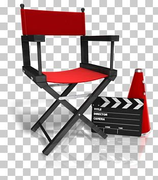 Director's Chair Film Director Table Furniture PNG