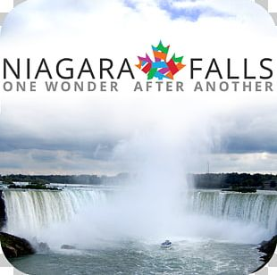 Niagara Falls Waterfall Water Resources Energy Tourism PNG