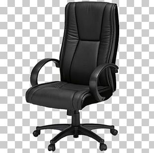 Office Chair Furniture Swivel Chair PNG