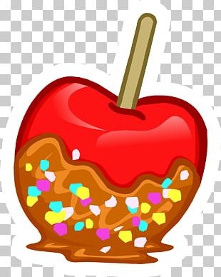 Candy Apple Caramel Apple Chocolate Bar PNG