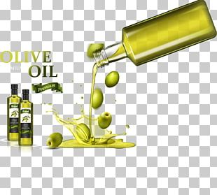Olive Oil Soybean Oil PNG