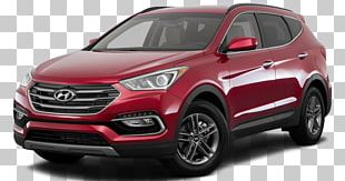 2017 Hyundai Santa Fe Sport Car Sport Utility Vehicle 2018 Hyundai Santa Fe Sport 2.0L Turbo Ultimate PNG