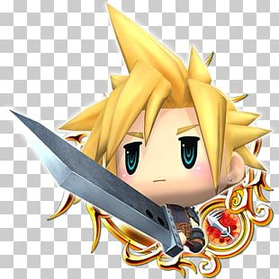 Kingdom Hearts χ Kingdom Hearts Final Mix Kingdom Hearts HD 2.8 Final Chapter Prologue World Of Final Fantasy Cloud Strife PNG