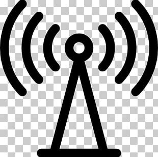Aerials Computer Icons Signal Mobile Phones Telecommunications Tower PNG