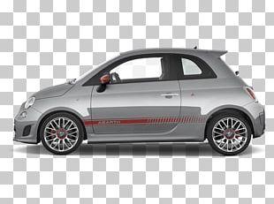 2012 FIAT 500 2016 FIAT 500X Car PNG
