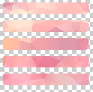 Colorful Polygonal Geometry Background PNG