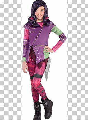 Mal Evie Party City Halloween Costume PNG