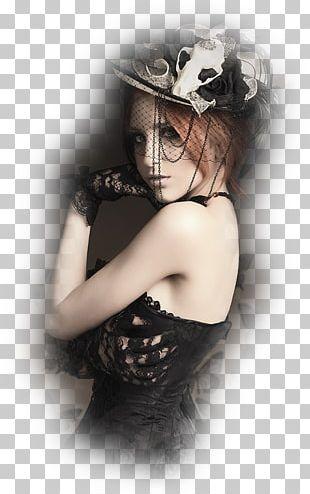 Gothic Fashion Beauty Photography Lolita Fashion Steampunk PNG