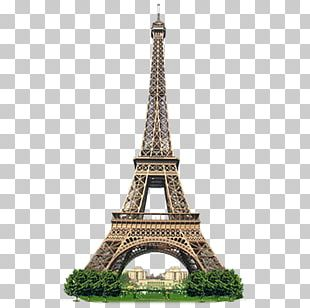 Eiffel Tower Grand Palais Seine Hotel PNG