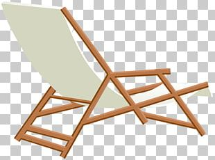 Folding Chair Line Furniture Angle PNG