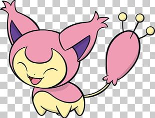 Pokémon Mystery Dungeon: Blue Rescue Team And Red Rescue Team Pokémon Emerald Pokémon Diamond And Pearl Skitty PNG