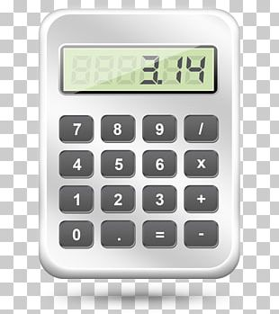 Calculator Calculation Computer Icons PNG