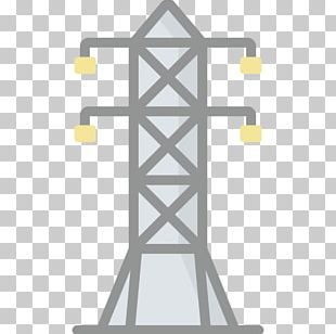 Computer Icons Transmission Tower Electric Power Transmission PNG