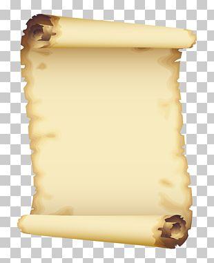 Paper Parchment PNG