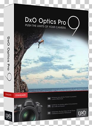 DxO ONE DxO PhotoLab Digital Photography Computer Software PNG