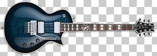 Electric Guitar ESP LTD EC-1000 Acoustic Guitar ESP Guitars PNG