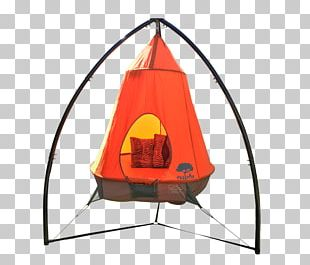 Tree House Hammock Tent Chair PNG