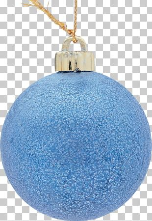 Christmas Ornament Ball Tinsel Christmas Decoration PNG