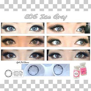 Contact Lenses Circle Contact Lens Eye Brown PNG