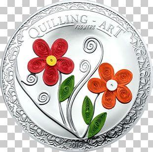 Quilling Art Coin Paper Numismatics PNG