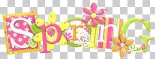 Spring Blog PNG