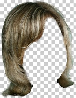 Wig Hairstyle Long Hair PNG