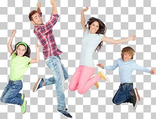 Stock Photography Happiness Family Jumping Child PNG