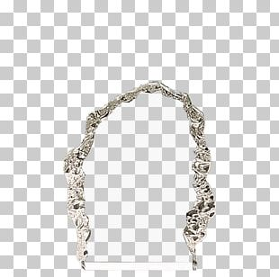 Bracelet Body Jewellery Necklace Silver PNG