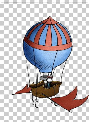 Hot Air Balloon Tourism Adventure PNG