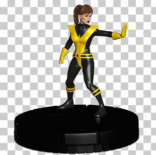 Professor X HeroClix Kitty Pryde Cyclops Rogue PNG