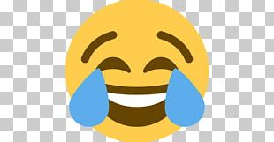 Face With Tears Of Joy Emoji Social Media Emoticon Happiness PNG