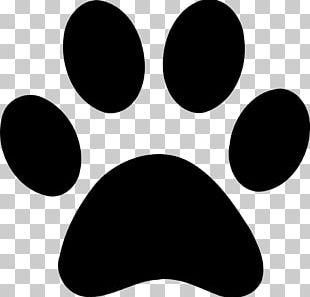 Paw Dog Printing PNG