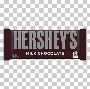 Hershey Bar Chocolate Bar Milk The Hershey Company PNG