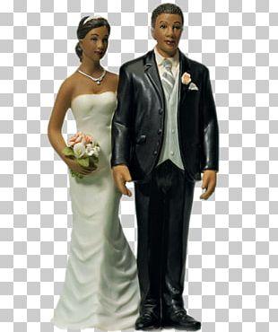 Wedding Cake Topper Bridegroom PNG