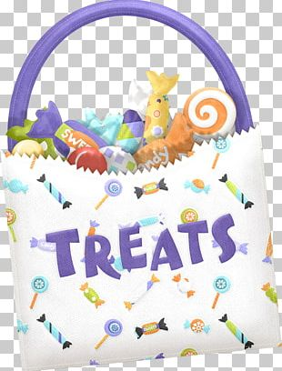 Halloween Paper Trick-or-treating Scrapbooking PNG