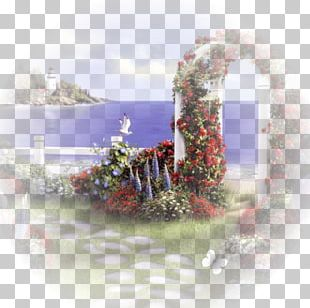 Animated Film Landscape Painting Computer Animation PNG