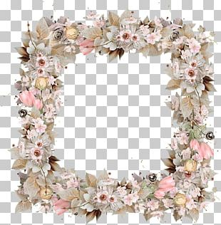 Floral Design Flower Wreath PNG