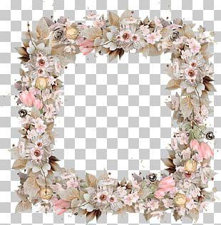 Floral Design Flower Wreath PNG