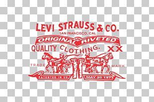 Levi Strauss & Co. Clothing Jeans Logo PNG