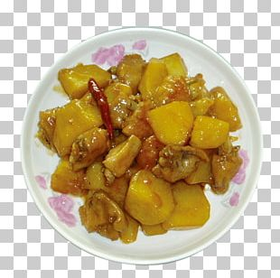Fried Chicken French Fries Chicken Meat Curry PNG